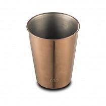 330ml純鈦雙層杯-玫瑰金