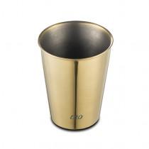 330ml純鈦雙層杯-香檳金
