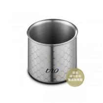 250ml純鈦雙層杯-星鑽銀